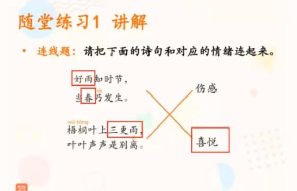 泉灵语文课二年级【暑秋联报】视频课 百度网盘下载